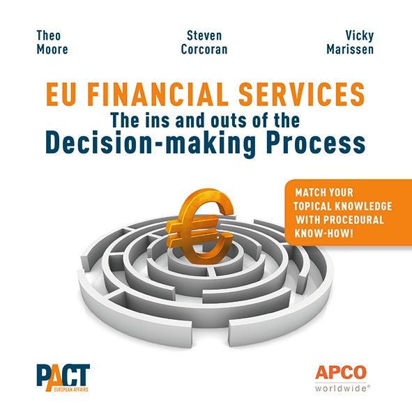 Image of EU FINANCIAL SERVICES - The Ins and out of the Decision making Process