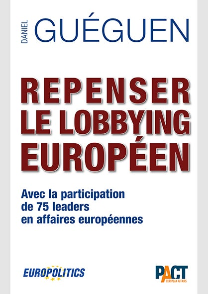 Image of Repenser le lobbying européen