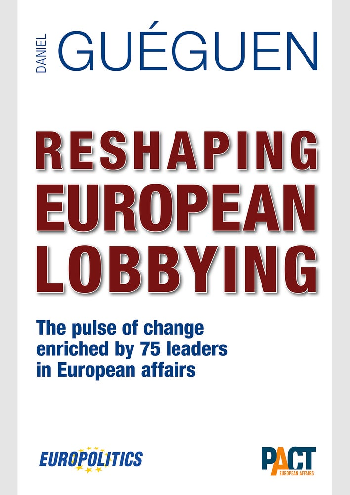 Image of Reshaping European lobbying