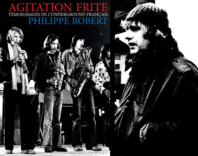 Image of Agitation frite de Philippe Robert