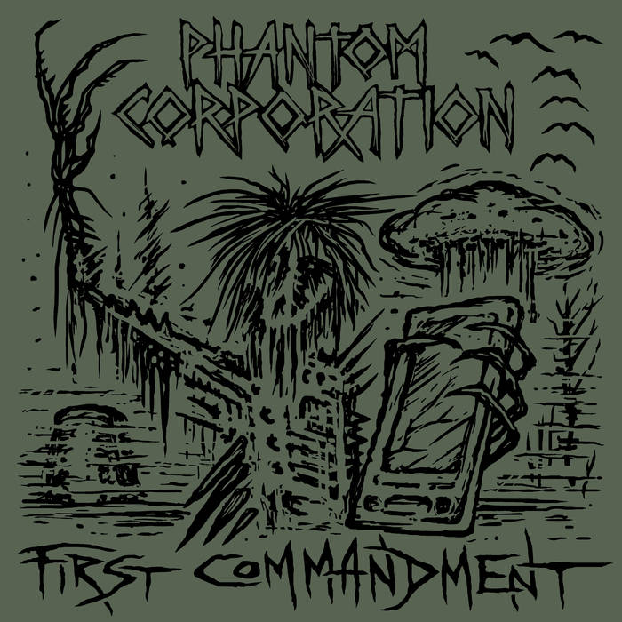 Image of Phantom Corporation - First Commandment