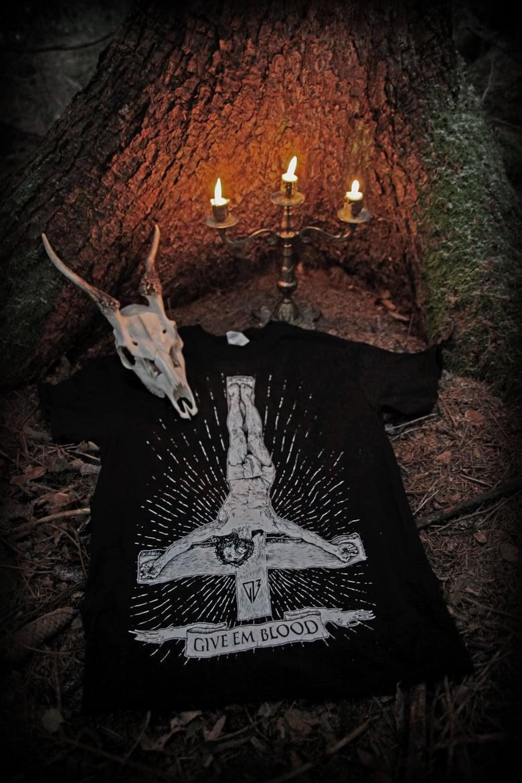 "Image of Tshirt - ""jesus"""