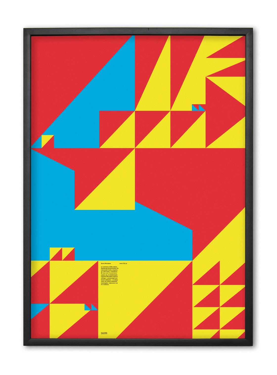 Image of Barwy Wrocławia - Plakat