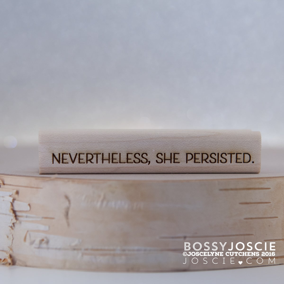 Image of nevertheless, she persisted.