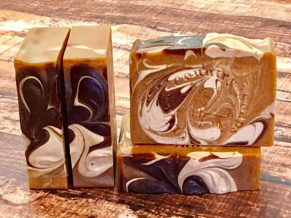 Image of Almond Biscotti Goat Milk Soap