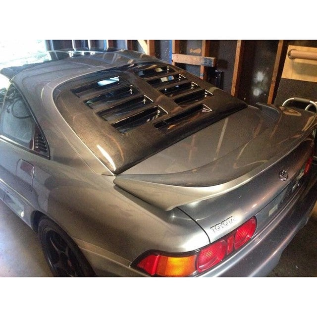 Image of 91-99 MR2 MK2 SW20 ASK Sport Engine Lid