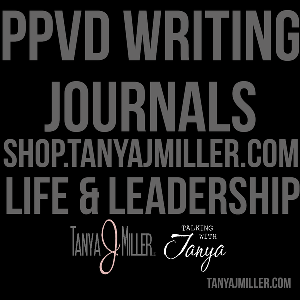 Image of PPVD Writing Journals SALE
