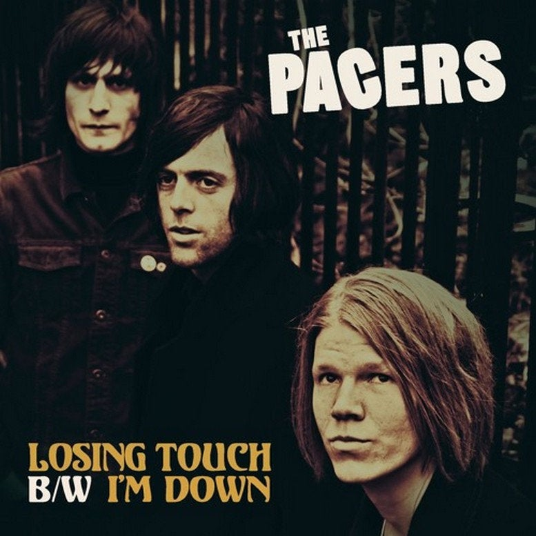 "Image of The Pacers - Losing Touch 7"" Single"