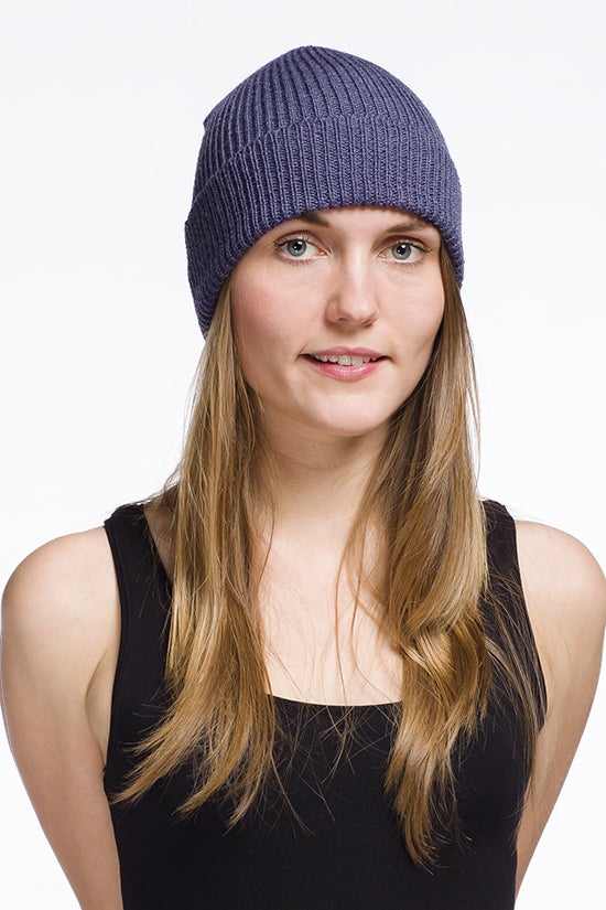 Image of WOOLEN BEANIE Dove