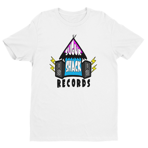 Image of Sugur Shack Records White Tee