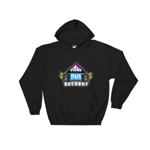Image of Sugur Shack Records Black Hoodie