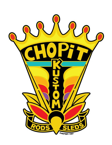Image of Crest decal
