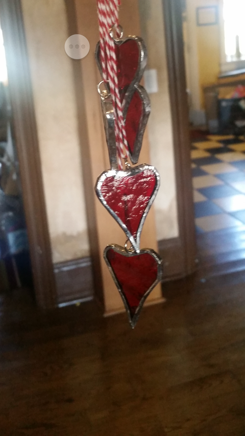 Image of Mini-heart pendant