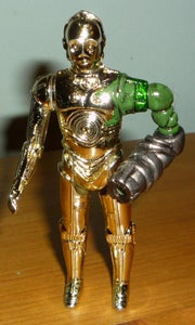 "Image of C-3P0 N13XGlyos ""Non-Affiliated-Bear-Like-Creature"""