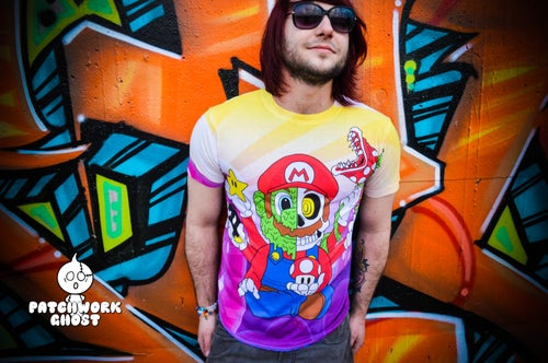 Image of 1-UP All Over Print T-Shirt