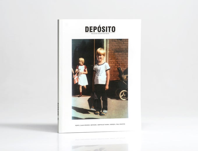 Image of DEPÓSITO // ISSUE 01