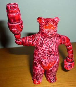 "Image of Gor-Wok N13XGlyos ""Non-Affiliated-Bear-Like-Creatures"""