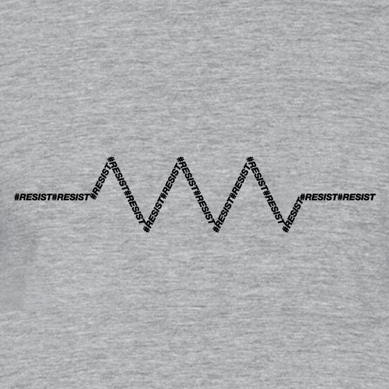 Image of Resist (Variant #4) Men's and Ladies' tee