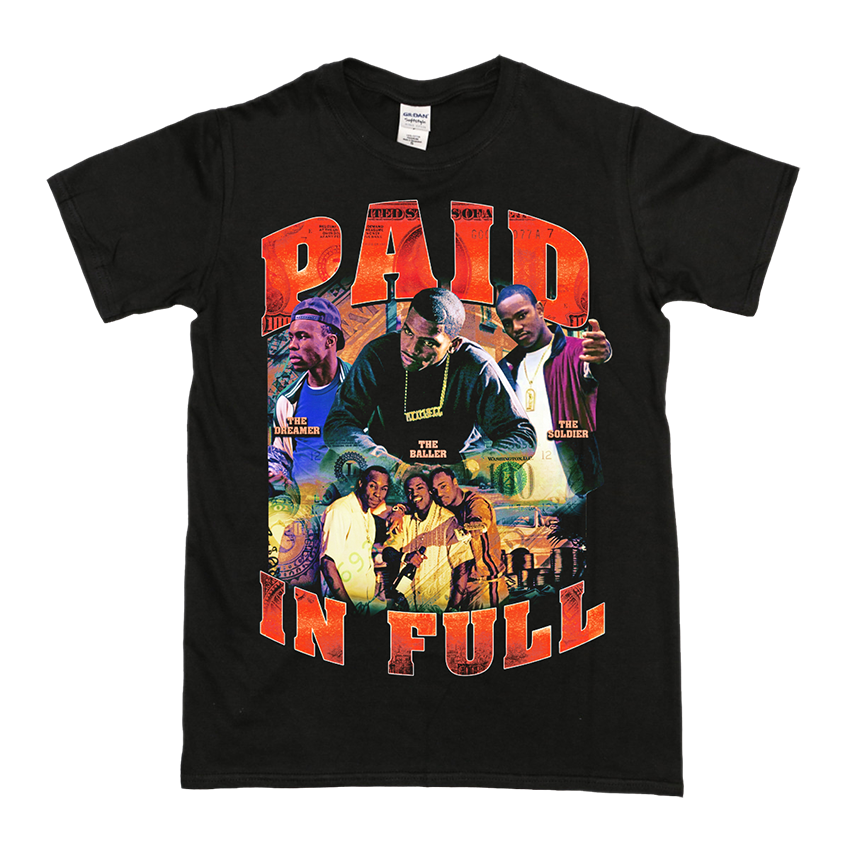 Image of Paid In Full Tee