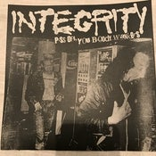 "Image of INTEGRITY Piss Off Flexi 7"" TEST PRESS"