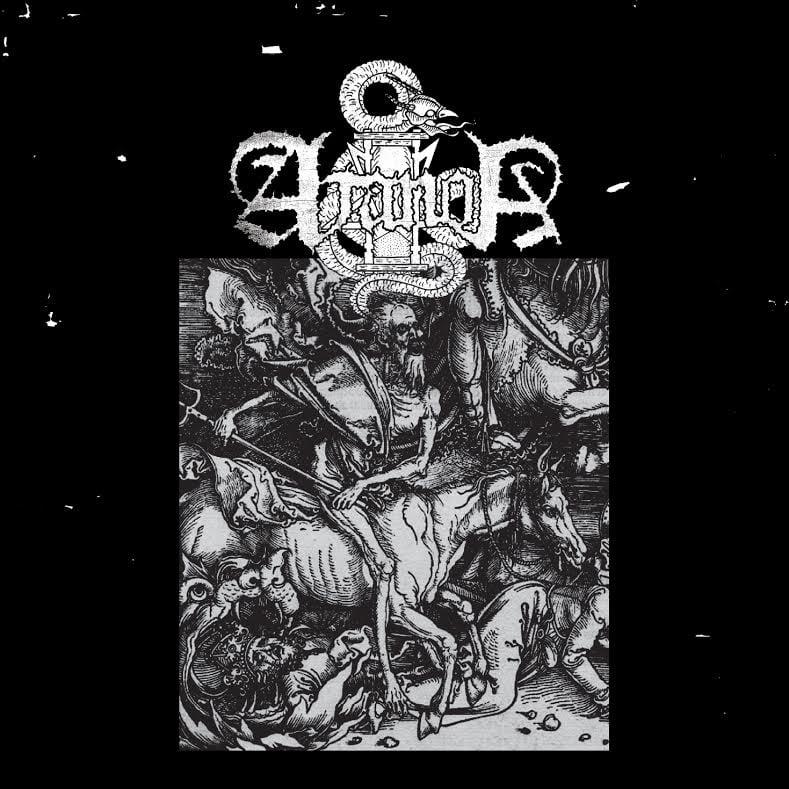 "Image of ATANOR ""s/t"" CD"