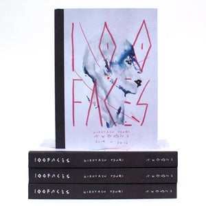 Image of 100FACES the BOOK