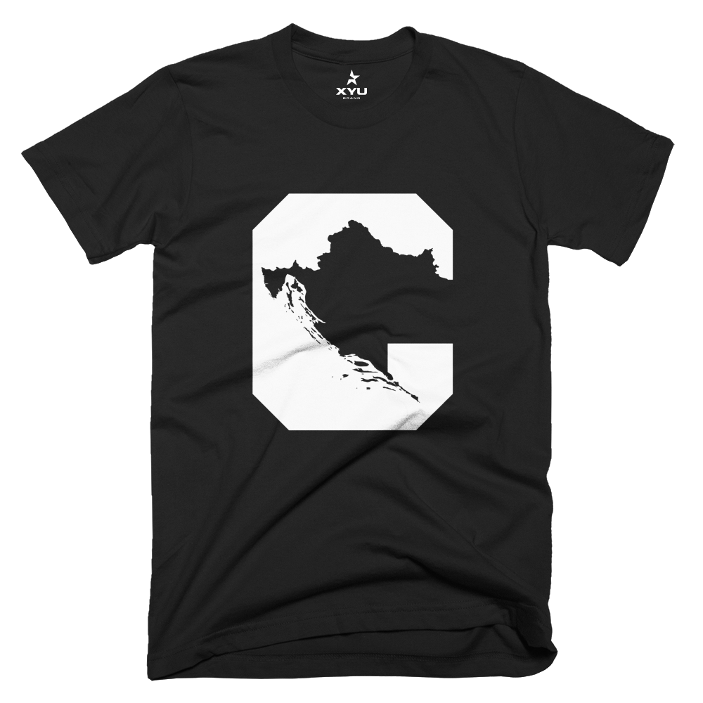 "Image of ""C"" - Croatia T-Shirt"