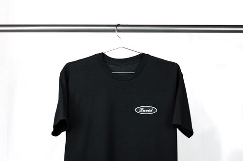 Image of CARRIER - TEE - BLACK