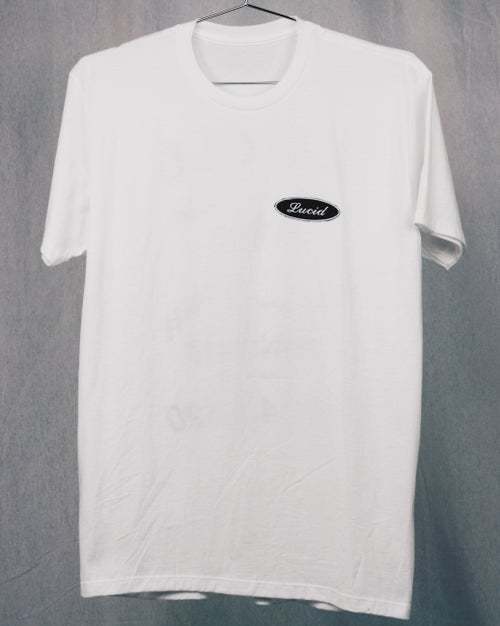 Image of CARRIER - TEE - WHITE