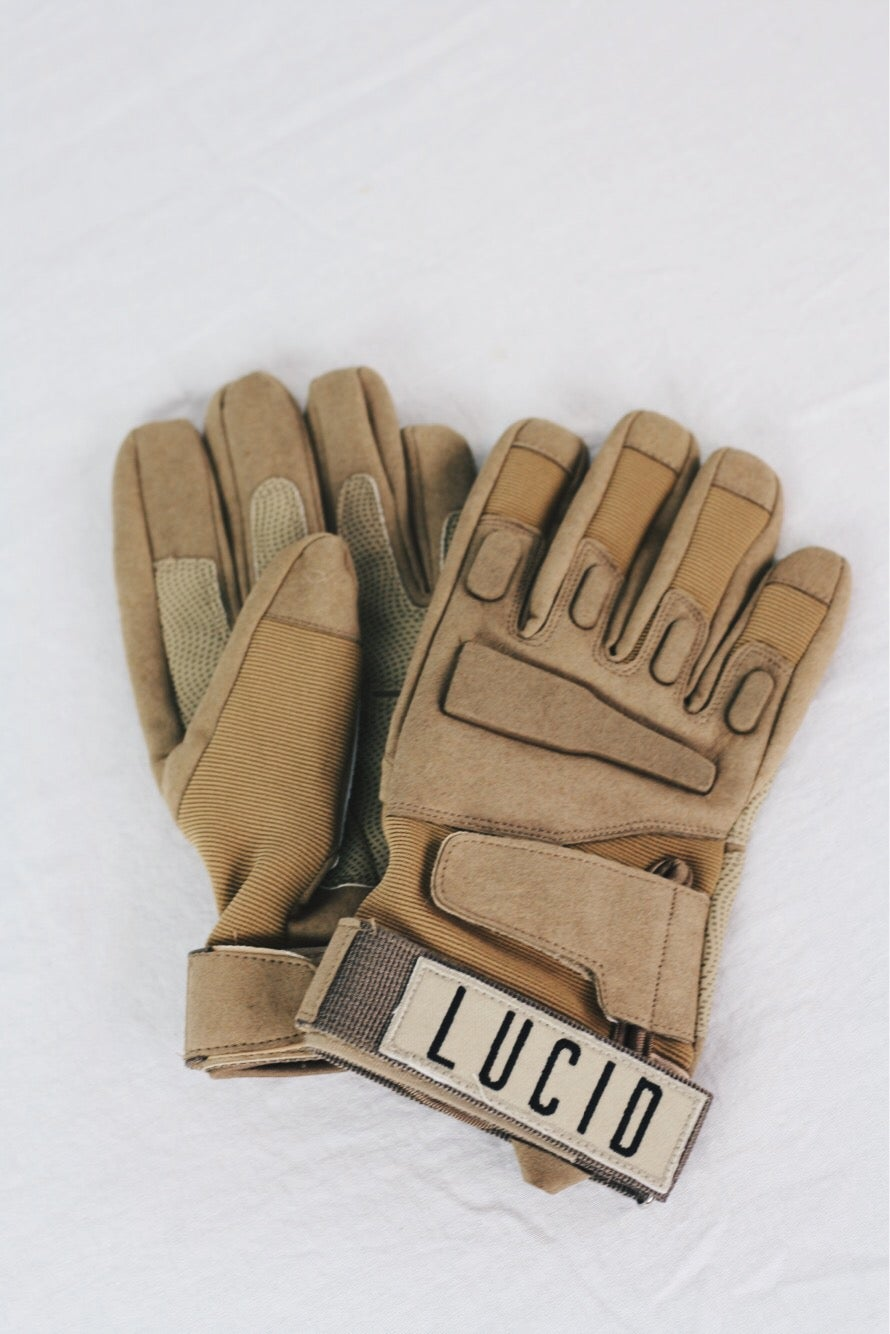 Image of SOULJA GLOVES - SANDSTONE