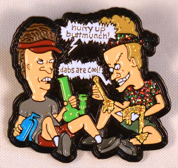 Image of Buttmunch Festival Dabs Hatpin