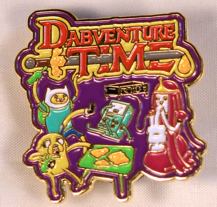 Image of Dabventure Time W Princess Hatpin