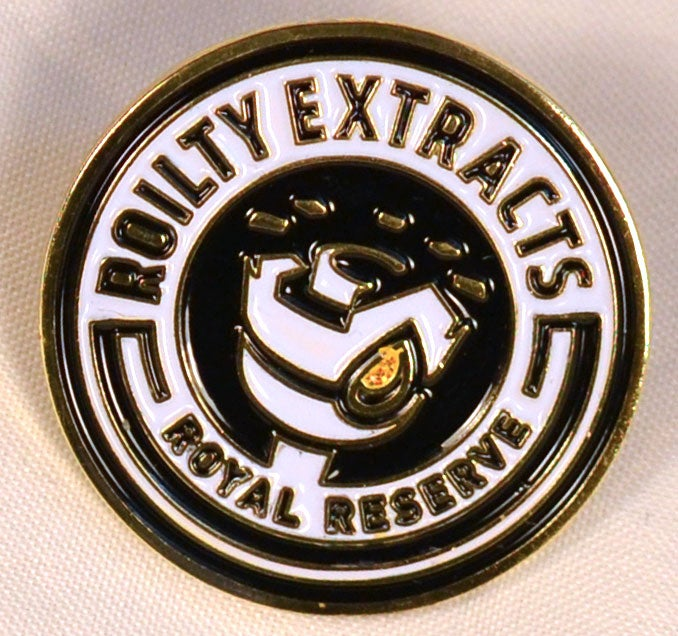 Image of Roilty Logo Hatpin