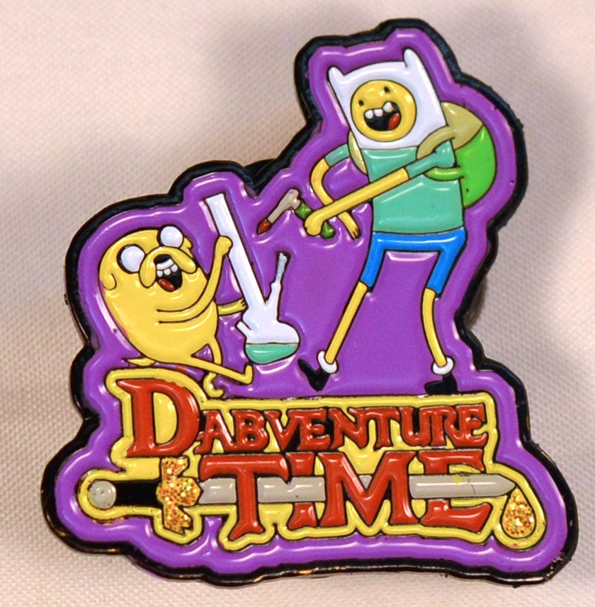 Image of Dabventure Time Hatpin