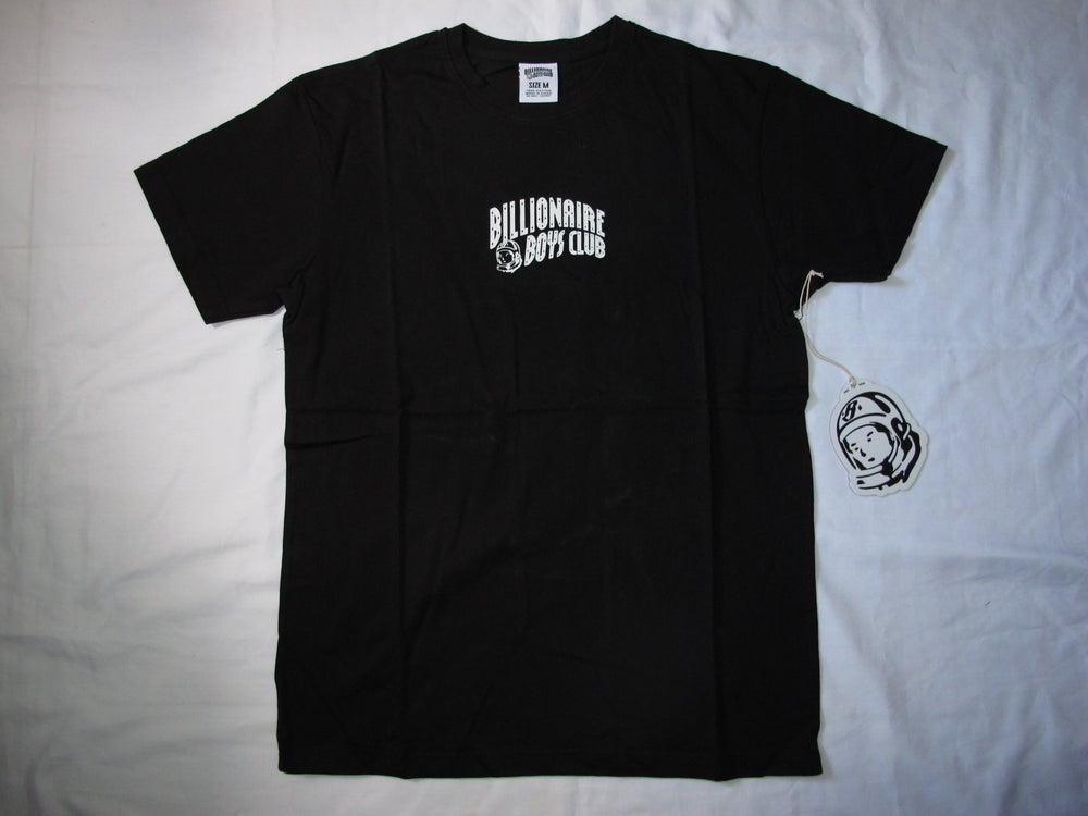 Image of Billionaire Boys Club -  Small Arch T-Shirt (Black)