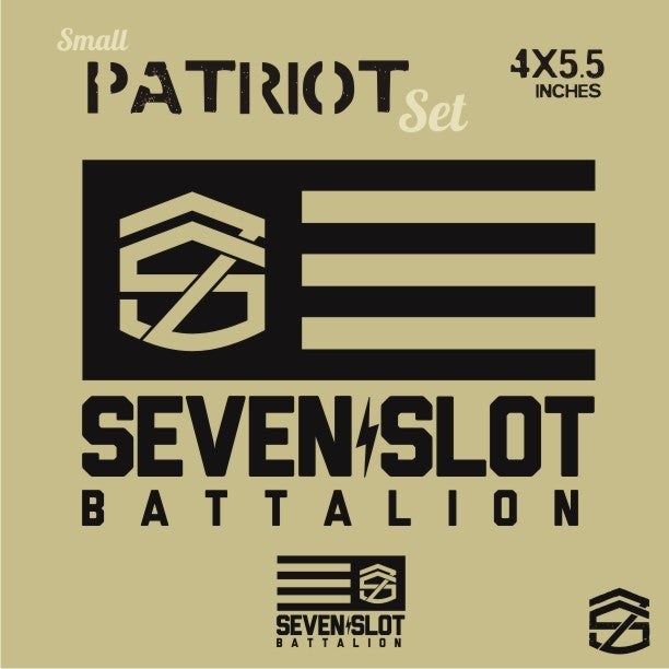 Image of Patriot Set - Small