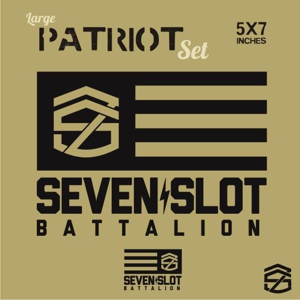 Image of Patriot Set - Large