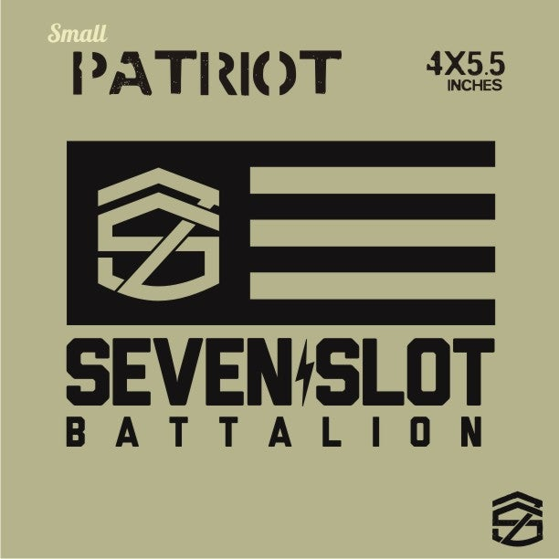 Image of Patriot Single - Small