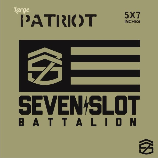 Image of Patriot Single - Large