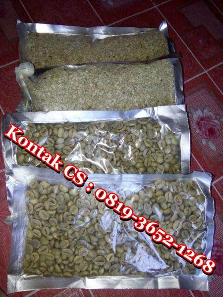 Image of Jual Green Coffee Atau Kopi Hijau Harga Murah