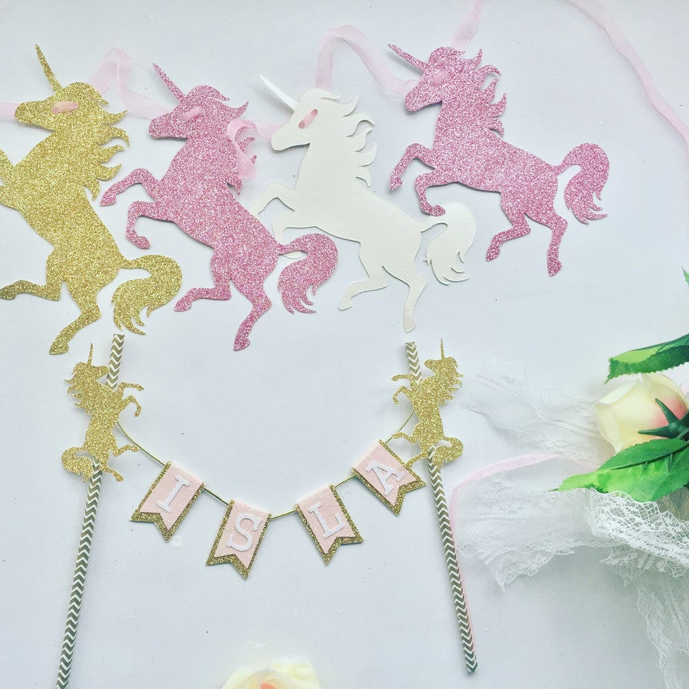 Image of Unicorn party