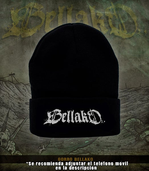 Image of Bellako Black Winter Hat