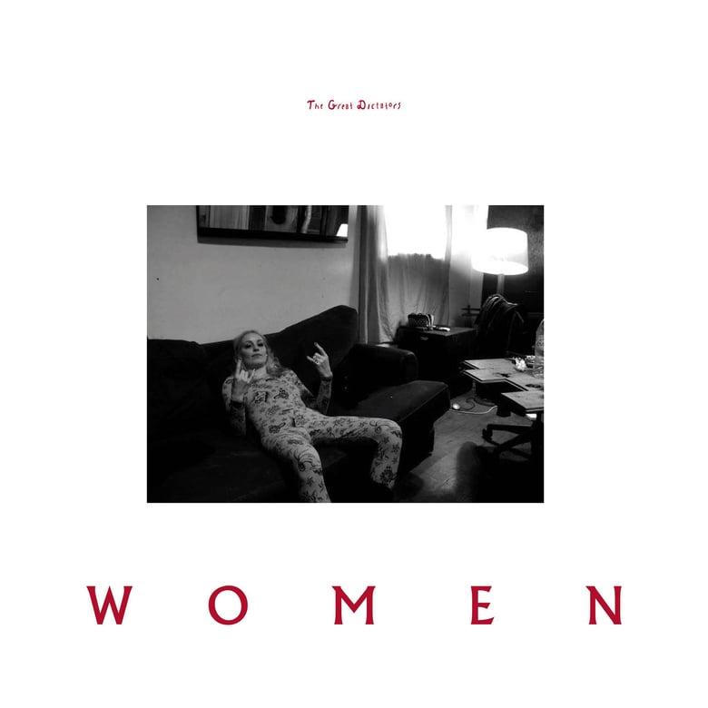 """Image of Women (12"""" Vinyl LP)"""