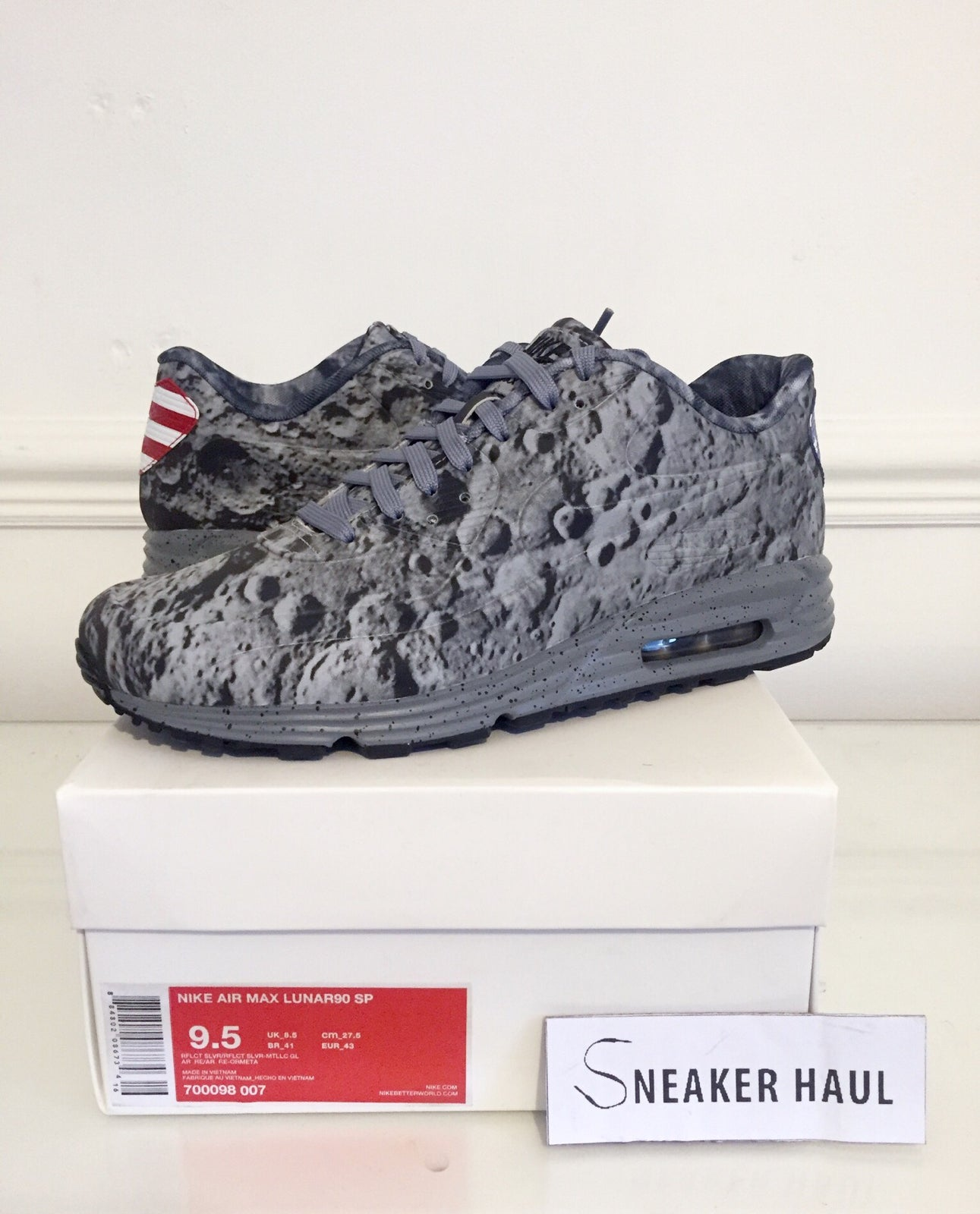 best service 17222 12bf8 Image of Nike Air Max Lunar 90 SP
