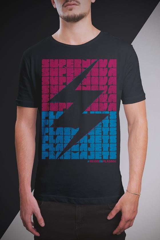 Image of Supernova Plasmajets T-Shirt