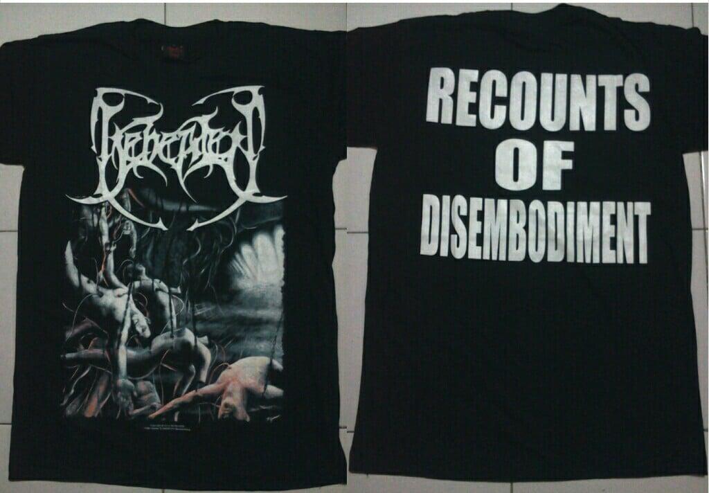 Image of BEHEADED - Recounts of Disembodiment SS & LS