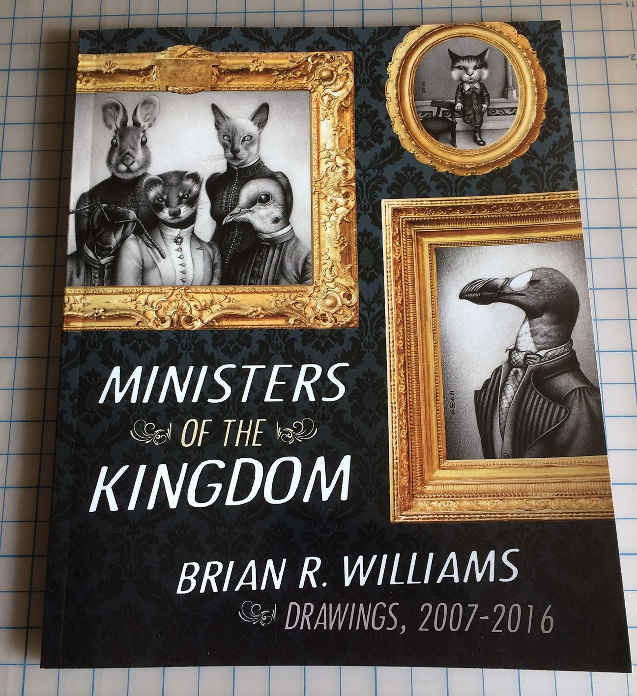 Image of Ministers of the Kingdom: Drawings, 2007-2016