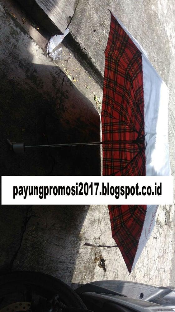 Image of Jual payung lipat harga murah