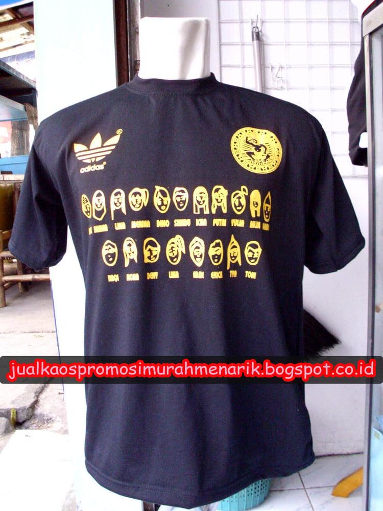 Image of Tempat Produksi Kaos Promosi di Surabaya