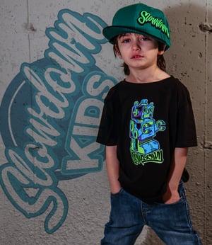 Image of Slowdown Kids Robot Shirt
